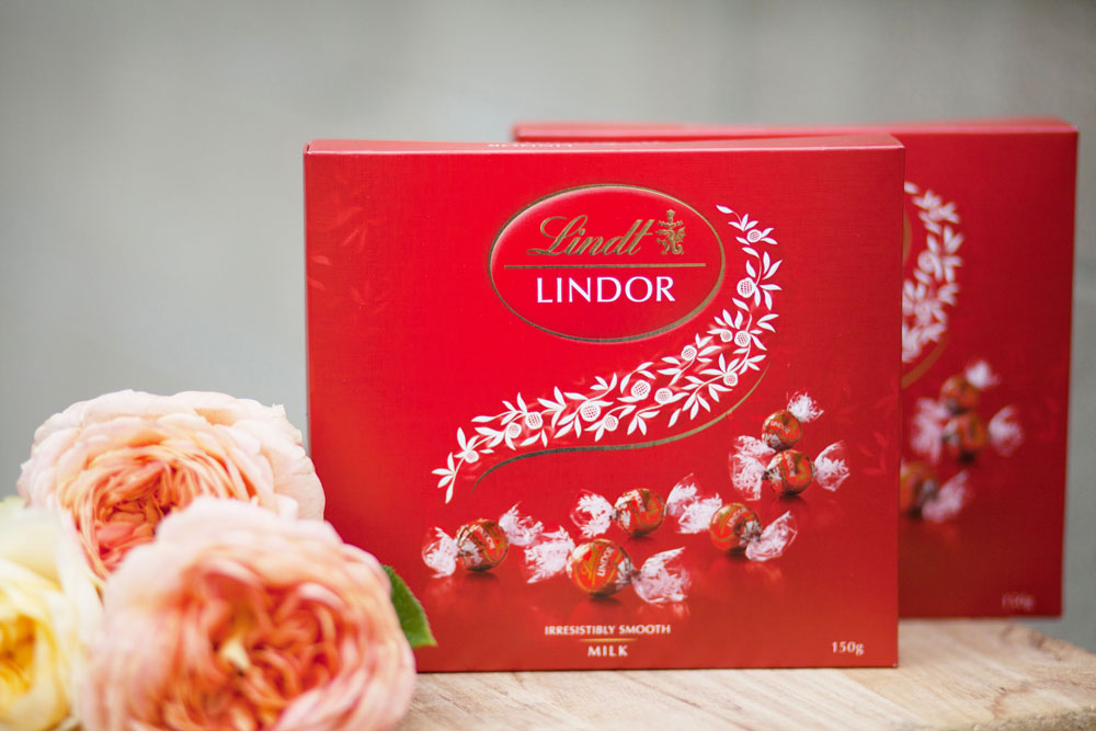 Lindt Chocolates Large