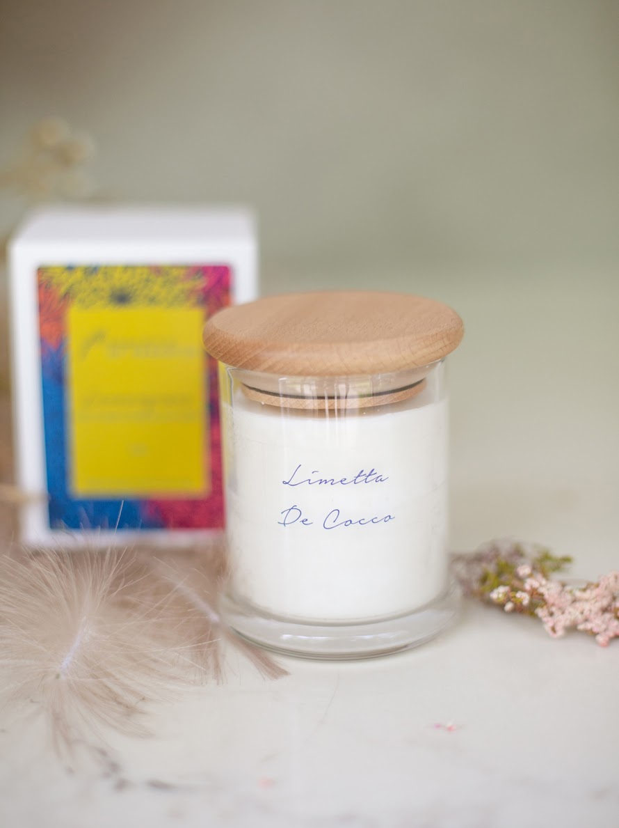 Local Soy Candles - Lemongrass